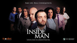 """""""The Inside Man"""" by KnowBe4 Sets the Standard for Security Awareness Videos"""