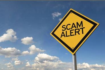 Travel-Related Phishing Scam