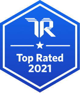 TrustRadius Top Rated Award 2021