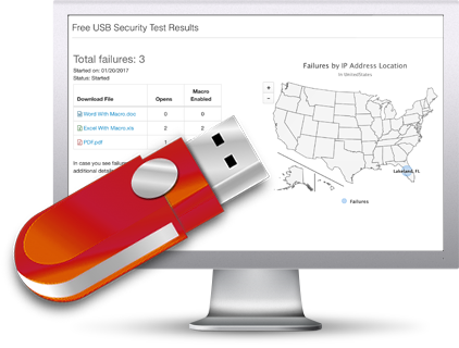 USB Security Test