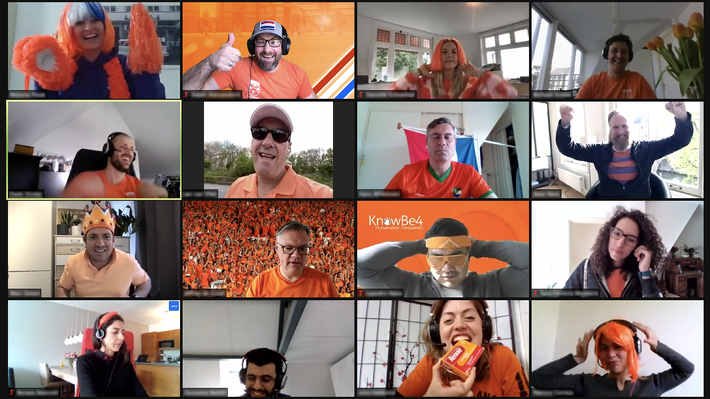 World Cup-Netherlands-Blurred