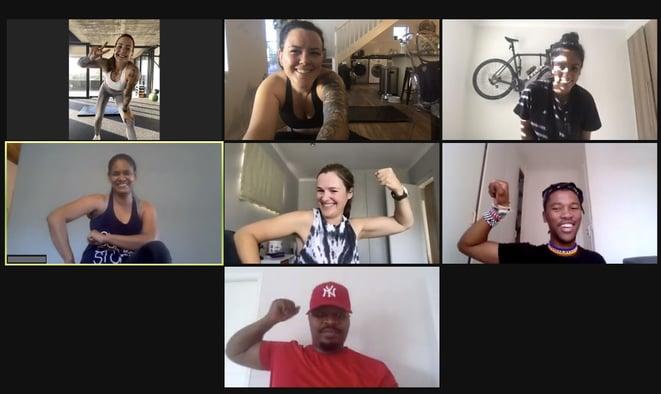 Zoom Fitness Session SA copy