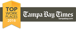 Tampa Bay Times Top Places to Work 2016