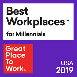 Best Workplaces for Millennials 2019