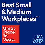 Best Small & Medium Workplaces 2019