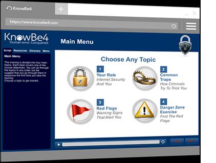 Kevin Mitnick Security Awareness Training