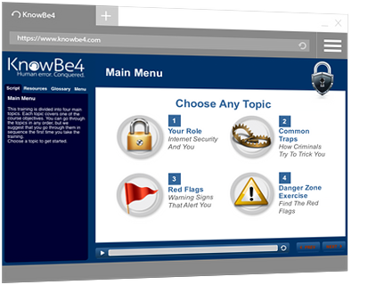 Information Security Awareness – NEOS