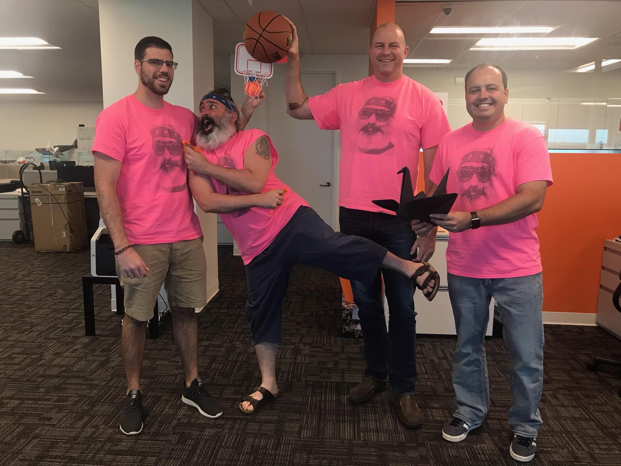 pink finance guys