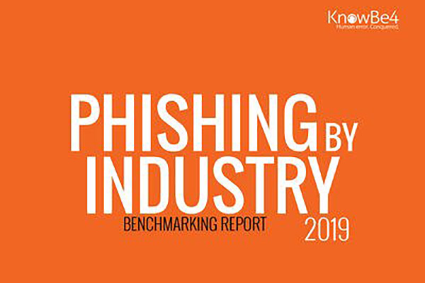 2019 Phishing by Industry Benchmarking Report Webinar