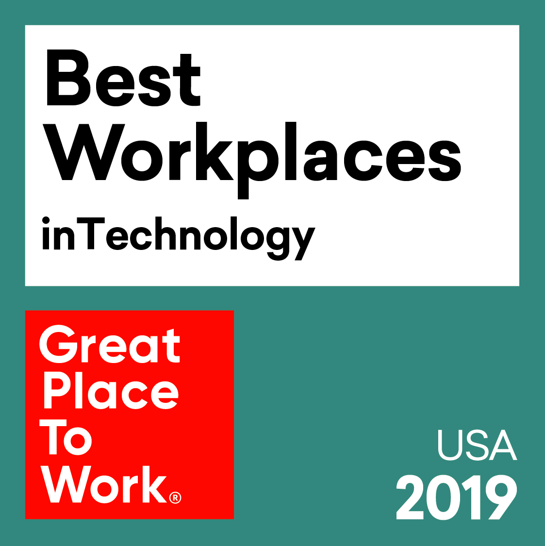 Best Workplaces in Technology