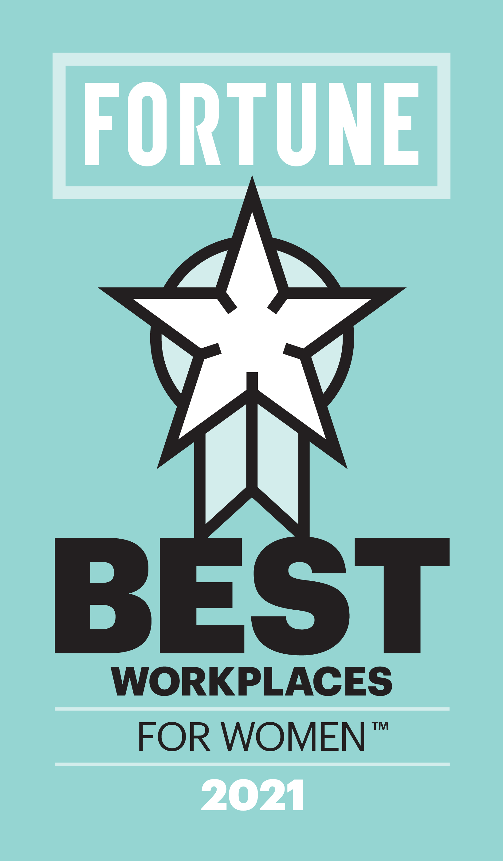 Fortune Best Workplace Women 2021