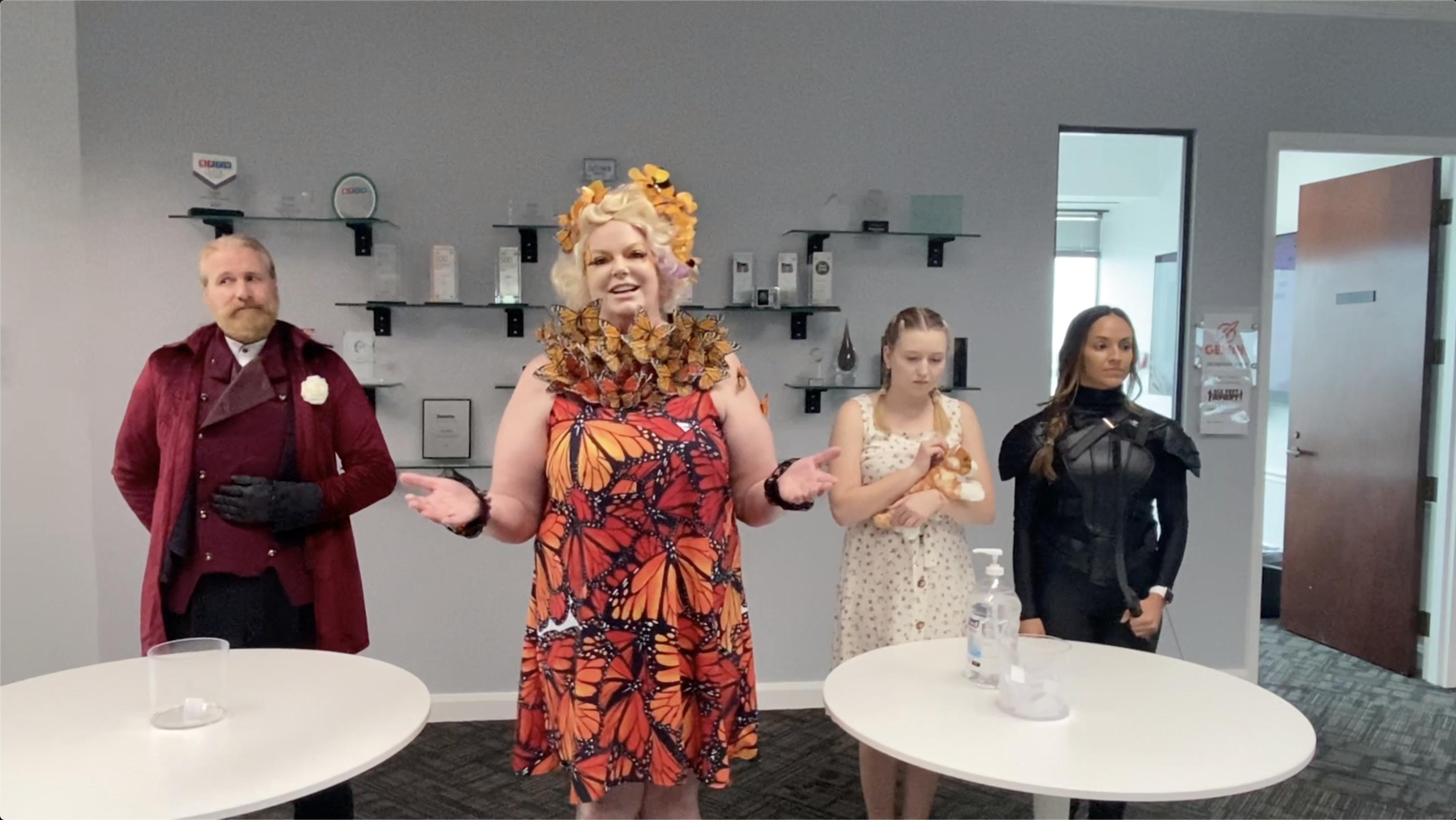 More Virtual Trivia Fun - The Hunger Games Trivia