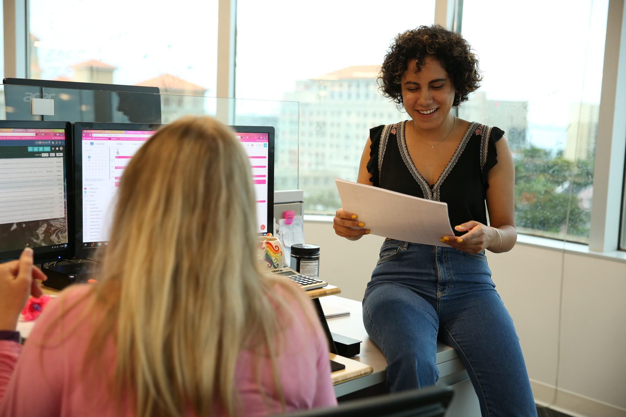 Women In Tech: KnowBe4's Scholarship For Women In Cybersecurity