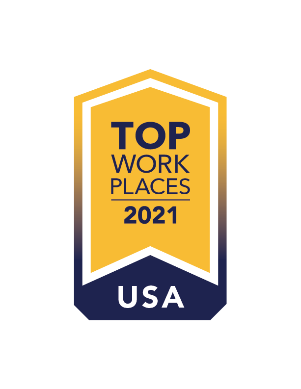 Top Workplaces UAS Logo