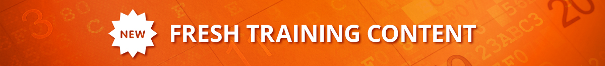 content-update-training