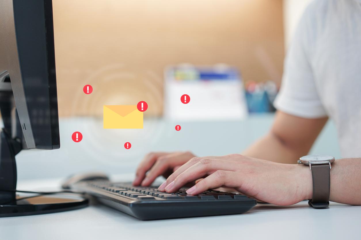 Email Phishing Attack